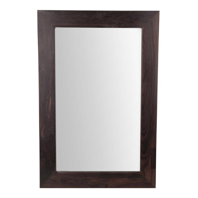 PTMD spiegel sonokoling hout rechthoek.663653