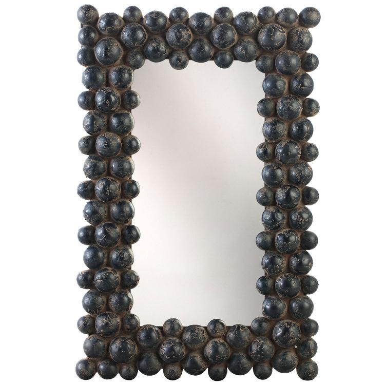 PTMD spiegel bolletjes zwart. maat small 667216