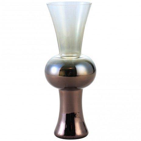 PTMD Chic copper glass vase taps 666812