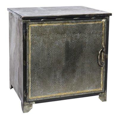 PTMD metal kabinet brons/koper kleur.