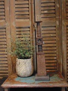 "Nepalese kandelaar, ""A"", 49cm"