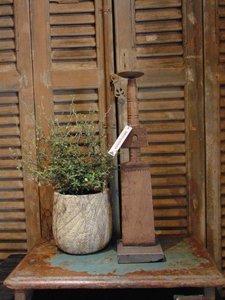 """Nepalese kandelaar, """"B"""", 49cm"""