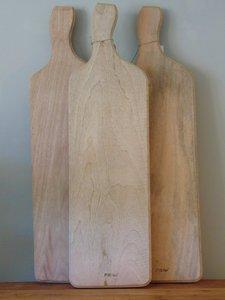 """Langwerpige Acacia houten snijplank """"XL"""", 70cm"""