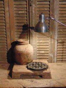 Hardstenen Indiase eierschaal